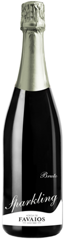 Sparkling Favaios Bruto - 0,75 Ltr.